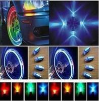 Wholesale Hot selling cool drl daytime running light car led wheel light led tyre light alarm light