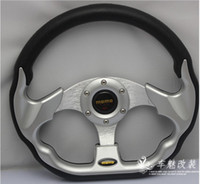 Wholesale 13 inches Lingshuai to Big Dipper BYD F0QQ modified steering wheel racing steering wheel CL