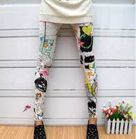 best ladies jeans - Best SELLING cotton handwriting lady JEANS pantyhose soft leggings women tights