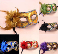 Wholesale Venetian mask women s Party masks masquerade mask Lady Sexy masks