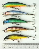 Wholesale Fishing lures in oz fishing bait bass lure fishing tackle suspend minnow code