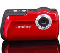 Wholesale Aoni Q718 Sports mini dv video camera mini camcorder DVR high definition ftps