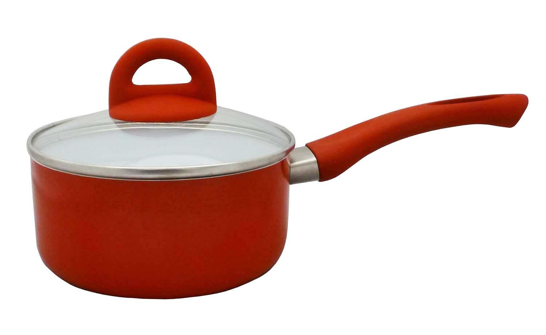 Concord Eco Friendly Ceramic 1 5 Qt Nonstick Sauce Pan