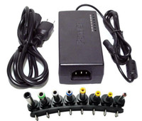 Wholesale 1pcs W Universal Laptop Notebook AC Charger Power Adapter