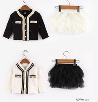 Wholesale Baby Grade Coats TuTu Dresses Sest Gor Girls Christmas Dresses Children s Clothing