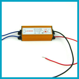 Wholesale 10pcs W mA Constant Current Source LED Driver Input V Output V transformer power supply