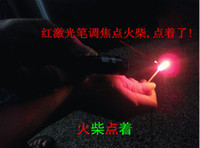 Wholesale new high power red laser pointer lazer pen military bright beam nm red Laser Pointer with charger in Set for M
