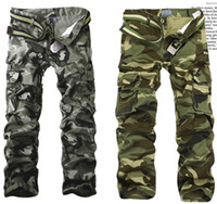 Wholesale HOT CASUAL MILITARY ARMY CARGO CAMO COMBAT WORK PANTS TROUSERS SIZE MF2430