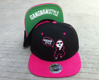 Wholesale Gangnam Style Snapbacks Caps Mix Match Order All Hats in stock Top Quality Hat