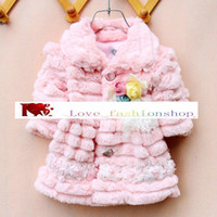 Wholesale Children s Down Coat Girl s Hoodies coat Girl s outwear boys jacket cotton Children s Jackets