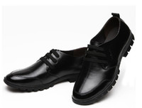 Wholesale Commercial affairs leather shoes quality goods Male shoes