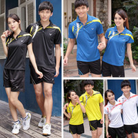 Wholesale 2012 Zuber soup especially Thomas Cup badminton men and women couples suite Korean team jersey
