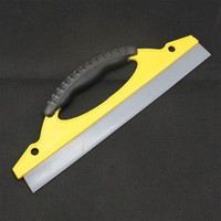 Wholesale Car Foil Tool Deicing Shovel Snow Shovel Dichotomanthes Scraper Foil Car Cleaning Tools Ice Scraper