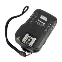Wholesale Pixel King FSK GHz Wireless TTL E TTL Flash Receiver for Canon EX EX E3017C