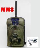 Ltl Acorn 5210MM cámara de caza de 12MP MMS cámara de rastreo de gatos scouting animal con antena externa