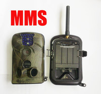 Ltl Acorn 5210MM antena externa 12MP MMS GSM IR scouting juego de rastro de caza Cámara de vigilancia