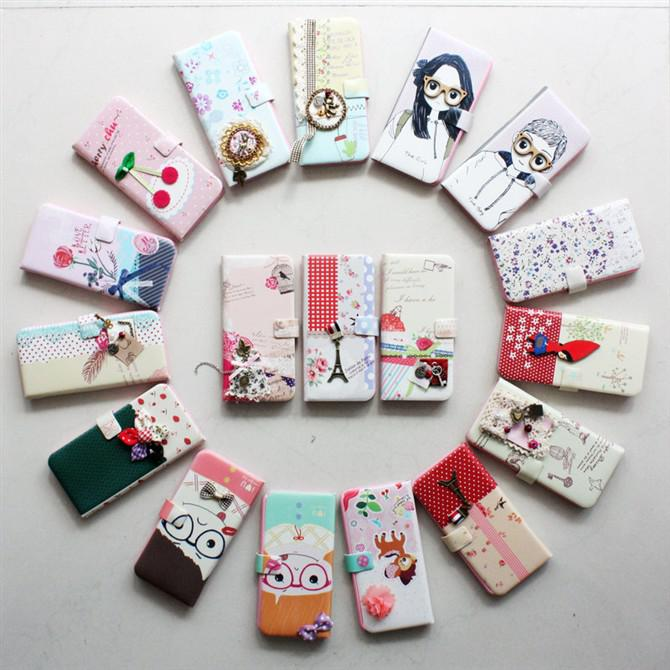 Case Design flip phone cases : Wholesale Wallet Case - Buy Cute Happymori Leather Flip Wallet ...
