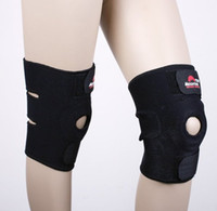 Wholesale Popular Black Stretch Elasticated Knee Brace Pad Kneepad Kneecap Support TRIP MOUNTAIN