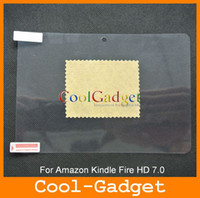 Wholesale LCD Screen Protector Guard Film Cover Shield for Amazon Kindle Fire HD without RP MSP547