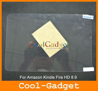 Wholesale Screen Protector Guard Cover Film Shield for Amazon Kindle Fire HD without RP MSP548
