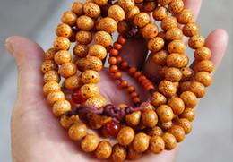 Free Shipping - Tibetan Buddhism, 11 mm Pu Tizi beads. Yoga Mala 108 meditation beads