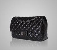 Grey Women Check, Plaid & Tartan HOT NEW WOMEN SHOULDER BAG designer handbags REAL LEATHER bags tote bag
