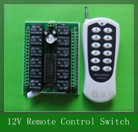 Wholesale 1pc V Wireless Remote Control Switches channel