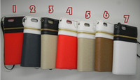 Leather For Apple iPhone  luxury smart zipper wallet case cover for iphone 5 5G