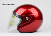Wholesale MotorCycle motorbike racing electric Bicycle helmet safety helmets hat cap for male or female