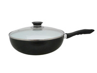Wholesale CONCORD quot Eco Friendly Healthy Ceramic Nonstick Deep Fry Pan Chicken Fryer