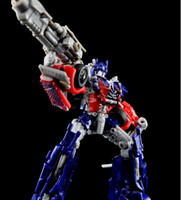 Wholesale Christmas Gift Hasbro Autobots Optimus prime transformers deformation model toy deformation