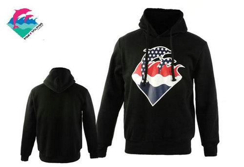 Pink Dolphin Hoodies Olympic Waves Hoody Hoodies Black Pink ...