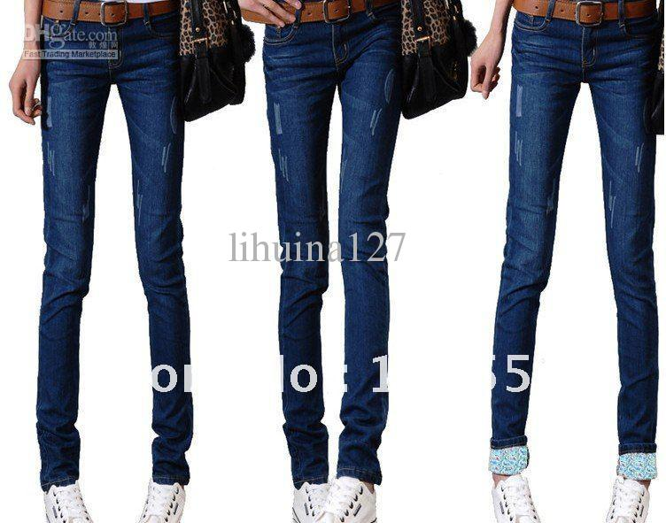 skinny fit jeans for women - Jean Yu Beauty