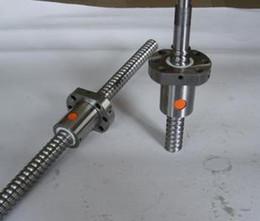 Wholesale SFU1605 Ball Screw L550mm Ballscrew With SFU1605 Single Ballnut For CNC
