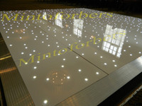 white led dance floor - Party Dance Floor LED Star Lit include power supply Party Stage lighting
