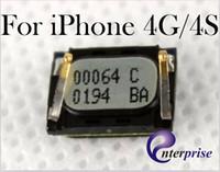 Wholesale Earpiece Ear Piece Speaker Replacement Parts Fix Repair For iphone S enterprise AF021