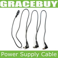Wholesale 3 Ways Daisy Chain Cable Guitar Effects Pedal Power Supply Adapter Splitter Cable