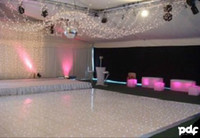 auto lite - Party Dance Floor LED Star twinkle Lite White remote control including power supply Party Stage lighting