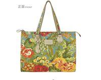 Wholesale Kate co fashion Argentine Tango Ms Rose brown laptop bag