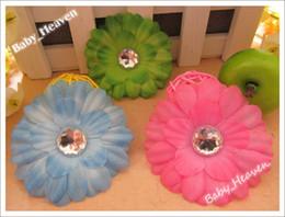 Wholesale 16 Color inch Tiny Hair Flower Baby Alligator Clips Kid s Headwear Girl s Hair Bows gear