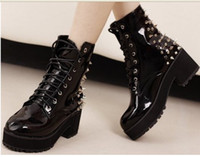 Wholesale jeffrey campbell womens high heels studs ankle boots