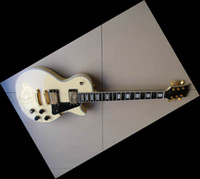 Wholesale guitarra china guitarra hot guitars Randy Rhoads electric guitar EBONY FRETSIDE END Ivory cream