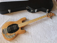 Wholesale new strings bass electric wooden bass guitar