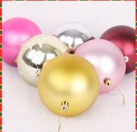Wholesale Christmas balls ornaments christmas trees decoration Christmas gifts