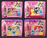 Wholesale 50pcs girl s watches Snow White cartoon wallet watches kids lovely children purse girl Wristwatc