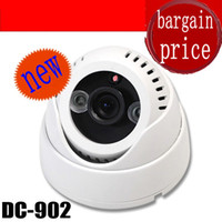 Wholesale IR LED ARRAY CCTV Security DVR Camera SD Card LED Infrared PC camera Motion detection night vision