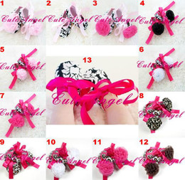 Wholesale VERY HOTE SALE baby Toddlers shoes with flower leopard styles can choose pairs
