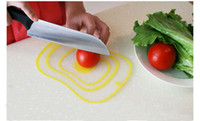 Wholesale Chopping Board Fruit Vegetables Dedicated Portable Classifier Chopping Block Types