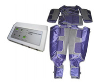 Wholesale 2 in Air Pressure Therapy Masssger with Infrared Sauna Slimming Wraps Body Detox Machine SP002
