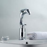 automatic wash basin - Dolphin design Automatic taps automatic sensor faucet Automatic hand wash basin sensor tap faucet